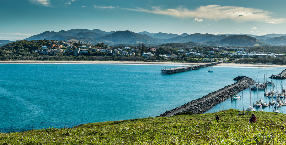 You'd be surprised - even Coffs Harbour has something to offer